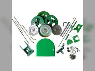 Straw Chopper Drive Kit John Deere 9610 9450 9510 9550 9600 9660 9410 9500 9400 9560 9650 AMX27118