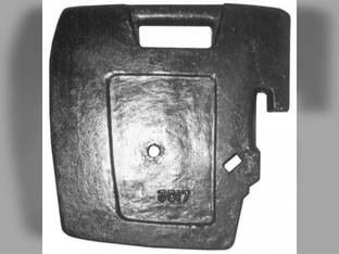 Weight - Suitcase New Holland 6635 8260 TL90 8240 TM120 TM125 T6030 TS90 8160 TM150 TM140 TM130 8560 5635 6640 TL80 TS110 T6070 7635 TM135 TM165 TL100 TM155 TS100 Kubota M8200 M8540 M5700 M9000 M4030