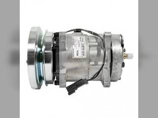 Air Conditioning Compressor - Sanden - w/Clutch Caterpillar 438C D11 416B 416C 416D 926 D7 442D 426B 906 420D 345BL 936 436C D5 D6 430D 908 980F 916 428D Challenger / Caterpillar 65 65B 75C 85C 65C