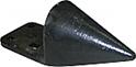 Cast Wear Tip for Steel/Divider Point
