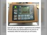 Used Bale Trak Pro Monitor John Deere 457 557 567 467 AE59587