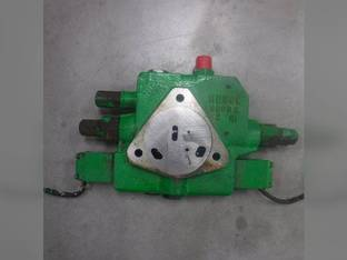 Used Hydraulic Hitch Control Valve John Deere 7710 7800 7930 7700 7505 7400 7630 7410 7720 7810 7600 7200 7830 7920 7210 7610 7820 7510 7730 RE215491