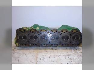 Used Cylinder Head with Valves John Deere 3150 3155 3055 2955 2950 2940 2840 2850