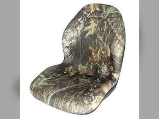 Bucket Seat Vinyl Camouflage John Deere 70 4710 3120 315 240 4720 4700 250 4520 320 260 270 4320 4400 2520 Case 85XT 1840 1845C 430 450 95XT 90XT 440 1835 420 1845 Gehl Case IH Caterpillar Montana