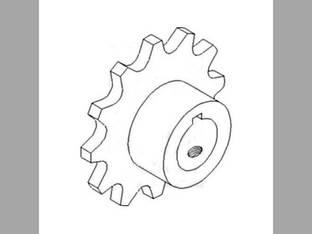 Grain Platform Reel Drive Sprocket Case IH 2020 1020 1010 2010 New Holland 72C 74C 129967A1 87035837 87450165