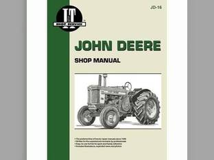 I&T Shop Manual - JD-16 John Deere 520 520 730 730 720 720 620 620 630 630 530 530