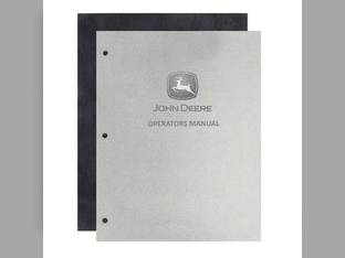 Operator's Manual - JD-O-OMT78359 John Deere 435 435