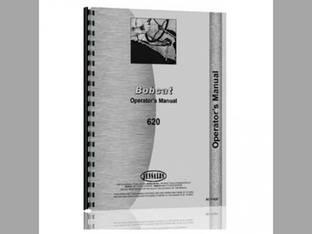 Operator's Manual - BC-O-620 Bobcat 620