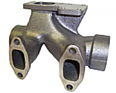 Exhaust Manifold, Center Section