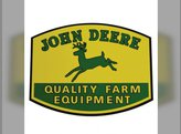 "Decal- ""Quality Farm Equipment"" 3""x 4"" Mylar John Deere 4020 3020 4000 3010 2040 2030 1020 2020 2520 2510 2440 830 2640 1520 820 1530 2240 2630 720 630 730 70 620 530 A 2010 B 2840 60 520 1010 50"