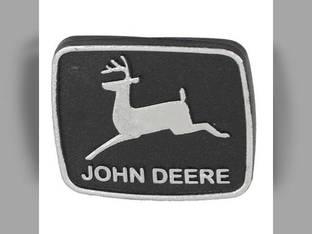 Emblem John Deere 655 755 756 855 856 955 100 108 111 111H 112L 116 116H 430 M76640