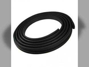 "Tractor Cab Weather Strip Seal - 198"" John Deere 2350 2550 2750 4030 4040 4050 4055 4230 4240 4250 4255 4430 4440 4455 4555 4560 4630 4640 4650 4755 4840 4850 4955 9400 4450 2355 2555 2755 7720 8430"