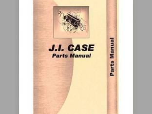 Parts Manual - CA-P-580B SHT Case 580CK 580CK