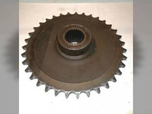 Used Axle Drive Sprocket Caterpillar 242 232 226B2 216B 226B3 216 226B 142-8734