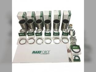 Engine Rebuild Kit - Less Bearings John Deere 600 404 7700 4000 4020 105 6404D 6602