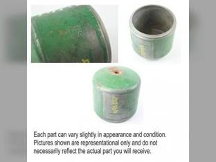 Used Transmission Oil Filter Cover John Deere 4050 4960 4630 4240 4760 4450 4640 4230 4560 4250 4650 4255 4455 4000 4840 4020 4430 4040 4755 4030 4555 4055 4440 4850 4955 2520 R58652