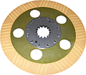 Brake Disc - Heavy Duty