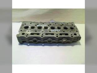 Used Cylinder Head New Holland LS170 LX665 SBA111017511