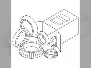 Wheel Bearing Kit WBKJD9 John Deere 5010