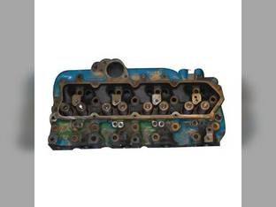 Remanufactured Cylinder Head with Valves John Deere 6400 6500