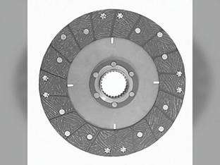 Remanufactured Clutch Disc CockShutt / CO OP 550 560 540 TO19877