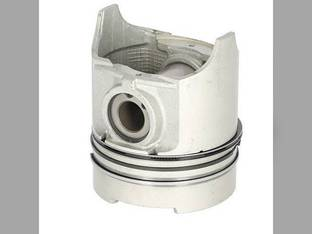 "Piston & Rings - .030"" Oversize Ford 3910 2120 3190 2110 420 3055 3400 5000 2100 335 3550 3100 233 3000 5100 175 2600 340A 5200 2300 5190 2610 3330 2000 3600 230A 445 3610 2310 3120 231 3500"