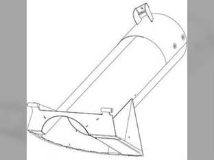 Auger Tube - Grain Bin Loading John Deere 9660 STS 9760 STS S670 S650 9860 STS S660 AH219094