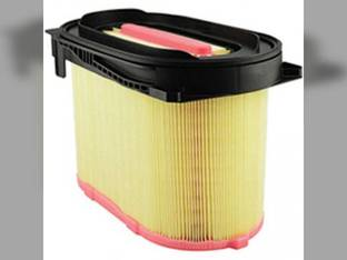 Filter Oval Air Element with Lid PA5289 Caterpillar D4 D5 3466687