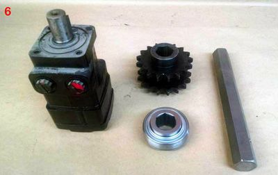 Discharge Parts :: Botec • Knight • Monomixer • Harsh • RotoMix • Cattlelac