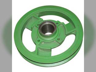 Feeder House, Pulley, Electromagnetic Clutch, Header Drive