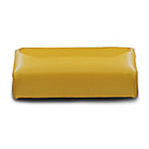 Seat Cushion - Yellow Vinyl
