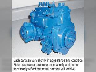 Used Injection Pump 3 Cylinder Ford 3000 D3NN9A543KR