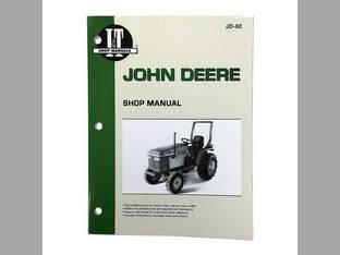 I&T Shop Manual - JD-62 John Deere 770 770 970 970 670 670 1070 1070 870 870