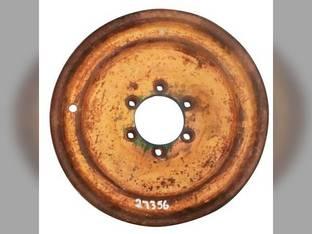 "Used 8.25"" x 16.5"" Rim 6 Bolt Case 1500 1530B 1840 1830 1835B 1700 1835 T40839"