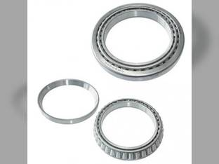 MFWD Bearing Cup & Cone Ford 3230 3430 3930 4130 4630 4830 5030 5110 5610 6610 6640 6710 7610 7710 Case IH 495 585 595 685 695 895 995 4210 New Holland John Deere 1550 1750 1850 2250 2650 McCormick