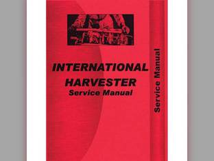 Service Manual - IH-S-F SERIES International F20 F20