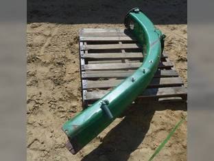 Used Discharge Spout John Deere 5400 5200 5440 5460 5720 5830 5730 5820 3940 3950 3955 3960 3970 3975 3800 34 AE30807