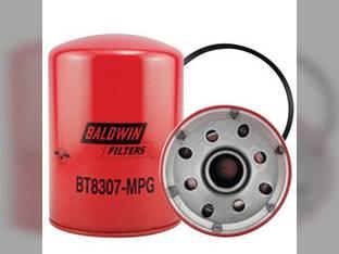 Filter Max Performance Glass Hydraulic Spin On Element BT8307 MPG Gleaner R72 R76 R6 R70 R62 R66 N6 R60 R52 R50 R55 C62 R40 R5 R42 R7 N7 R65 R75 Massey Ferguson 8680 International 1976934-C3