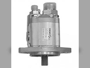Steering Pump - Gear Style International 3388 3588 6388 6588 3788 6788