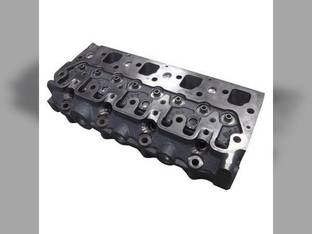 Used Cylinder Head New Holland TC45D TC45 TC40 TC40D SBA111017820