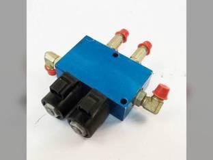 Used Hydraulic Brake Solenoid Gehl 7810 4640E 4840 6640 4840E 5640 5640E 7710 7610 5240E 4640 183978