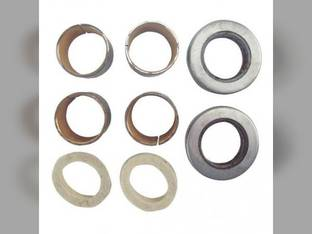 Spindle Bushing Kit Massey Ferguson 670 265 35 175 88 270 302 230 20 255 235 165 250 275 290 2200 283 30 30 253 690 135 85 362 1080 1085 240 65 180 31 3165 245 285 40 40 2135 304 360 Massey Harris 50
