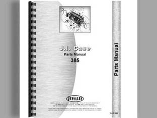 Parts Manual - CA-P-385 Case IH 385