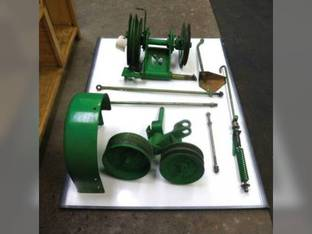 Used Straw Chopper Drive Kit John Deere 9600 9560 9610 9650 9660 9500 9450 9550 9510 9400 9410 AMX27118