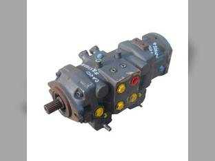 Used Hydrostatic Drive Tandem Pump Case 450 465 450CT 440CT 445CT 87546977