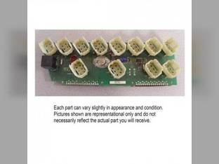Used Armrest Circuit Board John Deere 9400 CTS CTSII 9510 SH 9500 SH 9510 9500 9410 9600 9610 AH130543