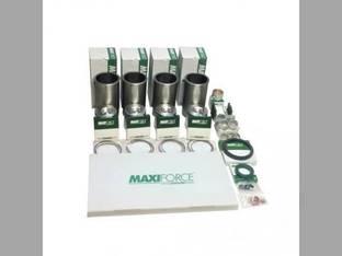 Engine Rebuild Kit - Less Bearings - ESN U947668E-later Massey Ferguson 3075 4253 4243 4255 6150 4245 6140 Perkins 1004-4T
