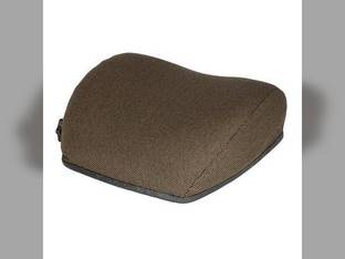 Backrest with Lumbar Support Fabric Brown John Deere 4050 9400 9400 4630 4240 4450 4640 4230 9500 6620 9410 4250 4650 7700 7700 9510 6600 6600 9600 2355 4455 7720 4430 8430 4040 4030 9610 4440 4850