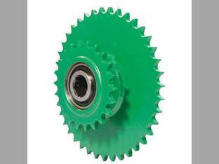 Sprocket - Double Mega Wide Pickup John Deere 446 447 456 457 466 467 468 546 547 556 557 566 567 568 AE51818