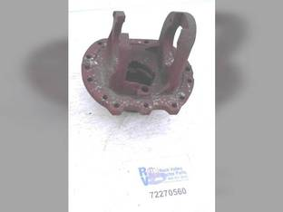 Flange-axle Front
